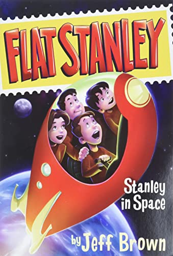 9780064421744: Stanley in Space (Flat Stanley)