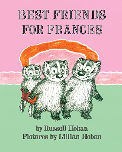 Best Friends for Frances (Trophy Picture Books): Hoban, Russell