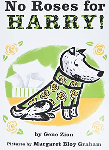 9780064430111: No Roses for Harry!