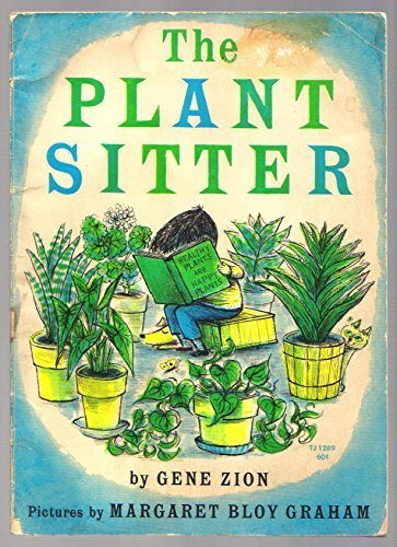 9780064430128: The Plant Sitter