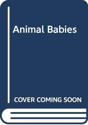 9780064430135: Animal Babies