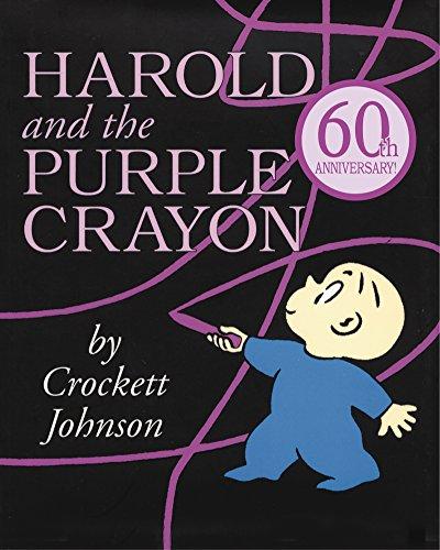 9780064430227: Harold and the Purple Crayon (Purple Crayon Books)