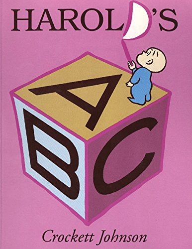 9780064430234: Harold's ABC (Purple Crayon Book)