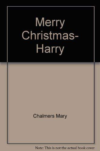 9780064430296: Merry Christmas, Harry