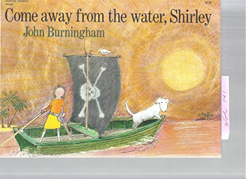 9780064430395: Come Away from the Water- Shirley
