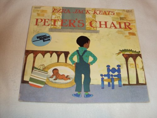 9780064430401: Peter's Chair
