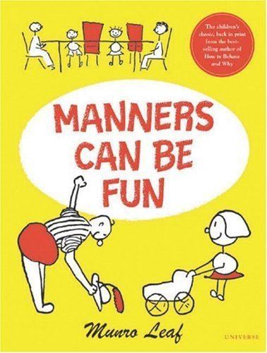 MANNERS CAN BE FUN REV PB: Leaf