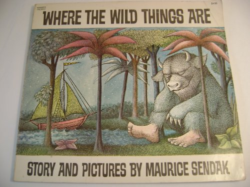 9780064430555: Where the Wild Things Are