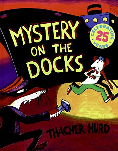 9780064430586: Mystery on the Docks 25th Anniversary Edition (Reading Rainbow Book)