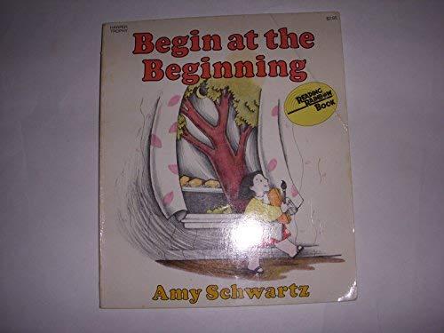 9780064430609: Begin at the Beginning