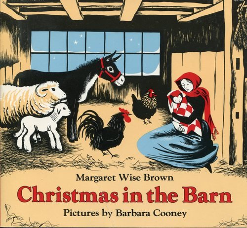 9780064430821: Christmas in the Barn