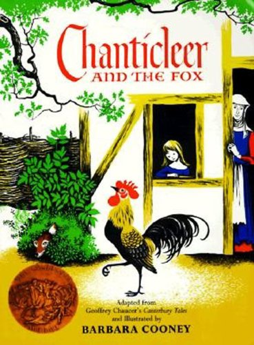 9780064430876: Chanticleer and the Fox