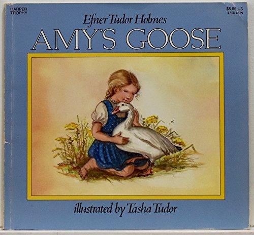 9780064430913: Amy's Goose