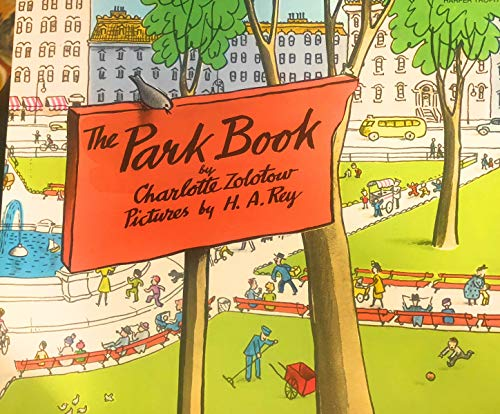 9780064430920: The Park Book (Harper Trophy Book)