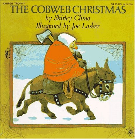 9780064431101: The Cobweb Christmas