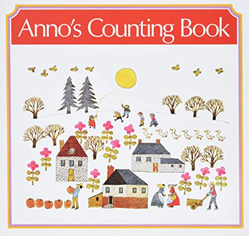 9780064431231: Anno's Counting Book