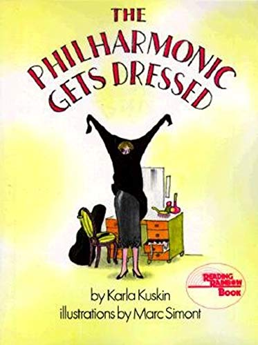 9780064431248: The Philharmonic Gets Dressed (Reading Rainbow Books)