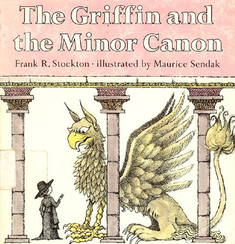 9780064431262: The Griffin and the Minor Canon