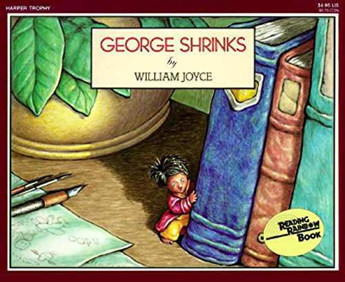 9780064431293: George Shrinks (Reading Rainbow)