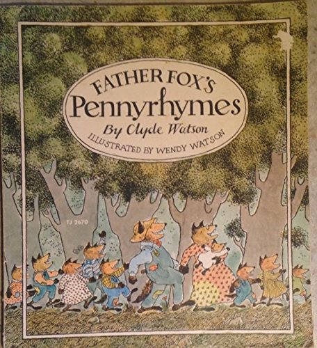 9780064431378: Father Fox's Pennyrhymes