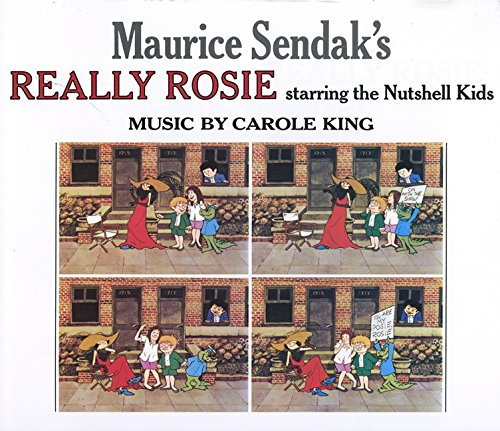 9780064431385: Maurice Sendak's Really Rosie Starring the Nutshell Kids