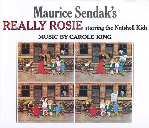 9780064431385: Maurice Sendak's Really Rosie Starring the Nutshell Kids