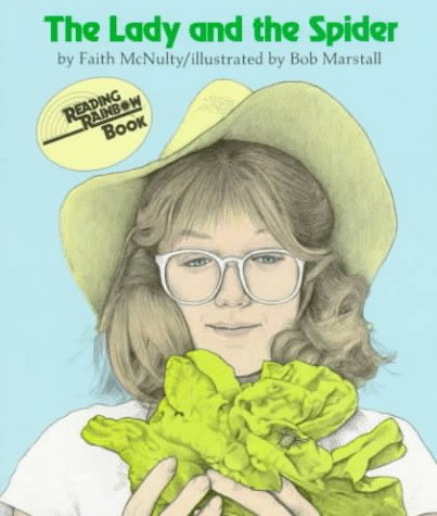 9780064431521: Lady and the Spider (Reading Rainbow)