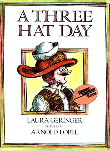 9780064431576: A Three Hat Day (Reading Rainbow Books)