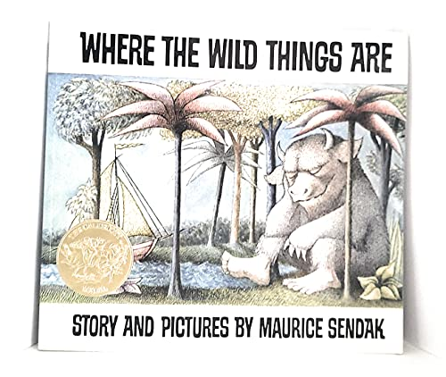 9780064431781: Where the Wild Things Are (Caldecott Collection)