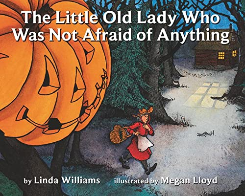 9780064431835: The Little Old Lady Who Was Not Afraid of Anything
