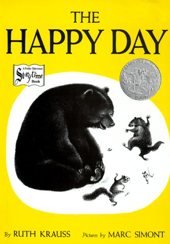 9780064431910: The Happy Day