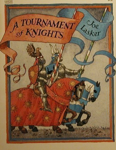9780064431927: A Tournament of Knights