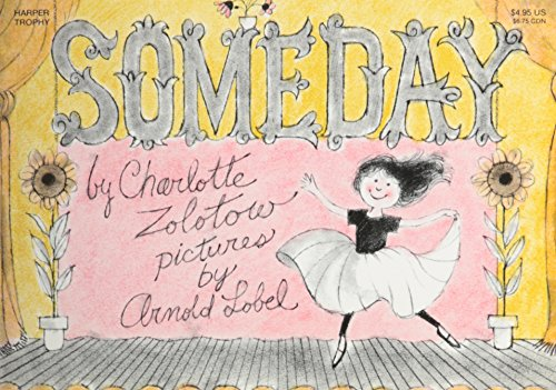 Someday (0064432076) by Charlotte Zolotow