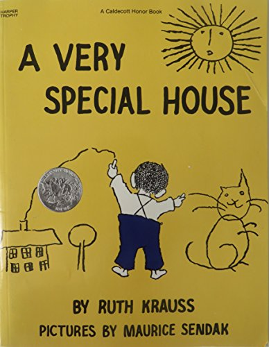 9780064432283: A Very Special House