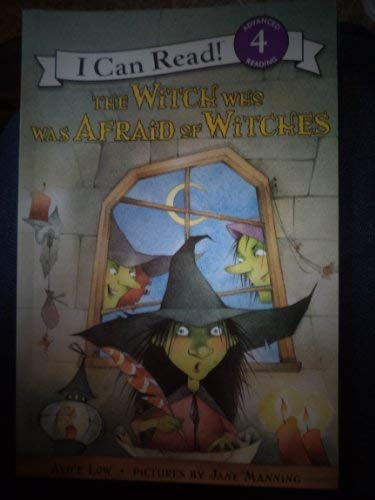 9780064432344: The Witch Who Was Afraid of Witches