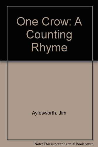 9780064432429: One Crow: A Counting Rhyme