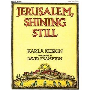 9780064432436: Jerusalem, Shining Still