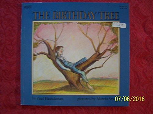 The Birthday Tree: Fleischman, Paul, Sewall, Marcia