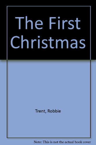 9780064432498: The First Christmas