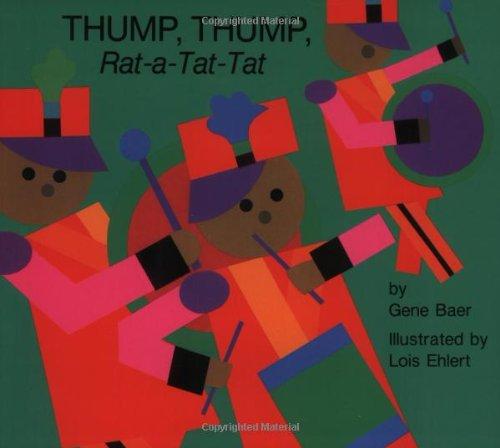 9780064432658: Thump, Thump, Rat-a-Tat-Tat