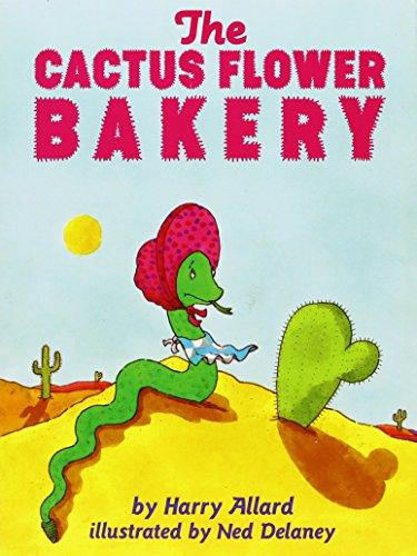 9780064432979: Cactus Flower Bakery