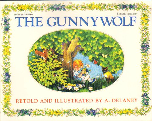 9780064433044: The Gunnywolf (Trophy Picture Book Series)