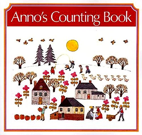 9780064433150: Anno's Counting Book Big Book