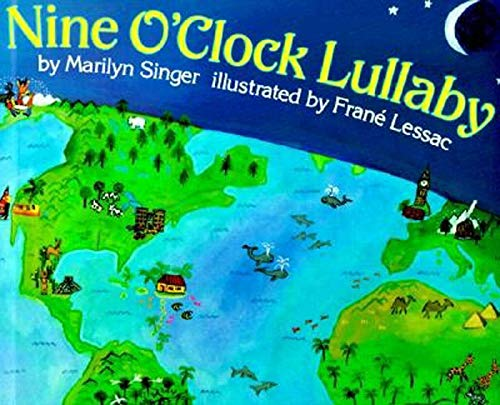9780064433198: Nine o'Clock Lullaby