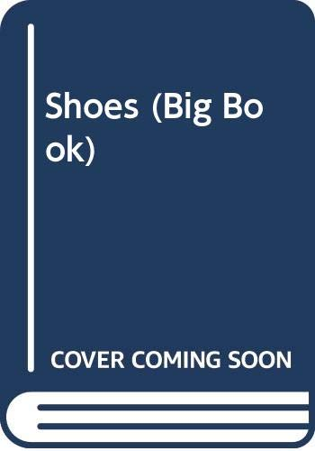 9780064433204: Shoes (Big Book)