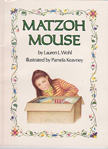 9780064433235: Matzoh Mouse