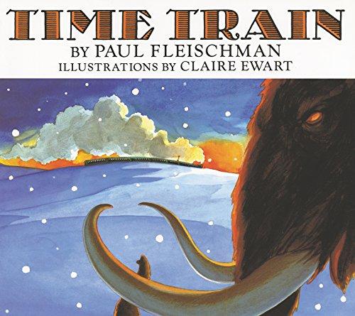 Time Train: Fleischman, Paul