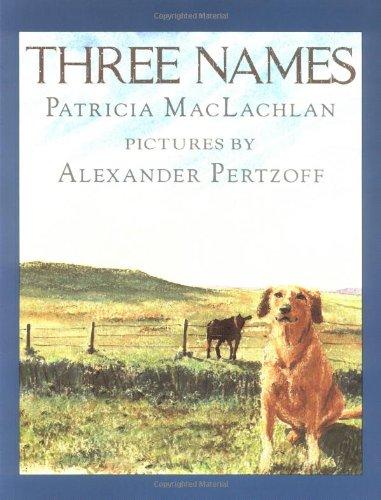 9780064433600: Three Names