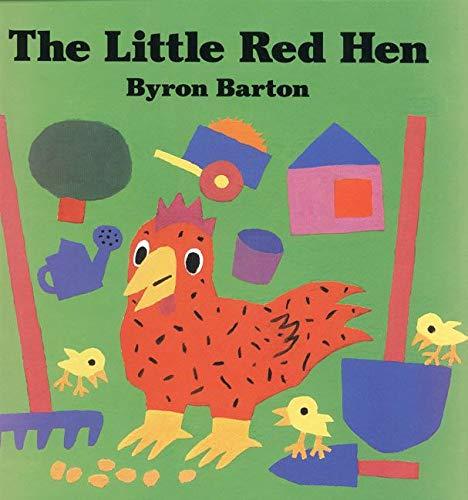 9780064433792: Little Red Hen Big Book