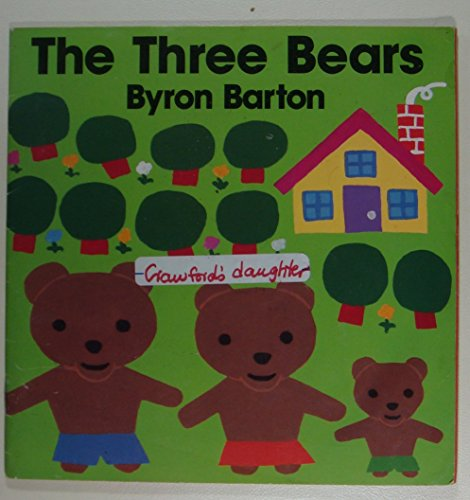 9780064433808: The Three Bears